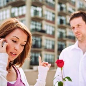 Топ-рейтинг женских ошибок на первом свидании