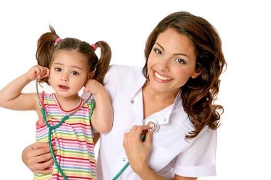 врачи для детей картинки
