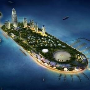 Китайское «Восьмое чудо света» станет городом-призраком
