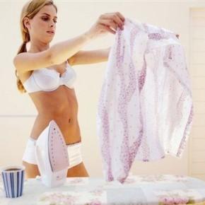 Секреты хозяйке: как правильно гладить ткани