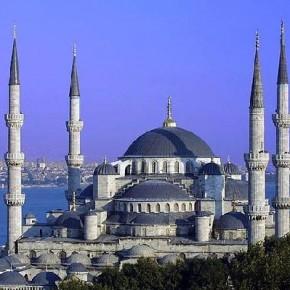 Церковь Божественной Мудрости - Святая София в Стамбуле