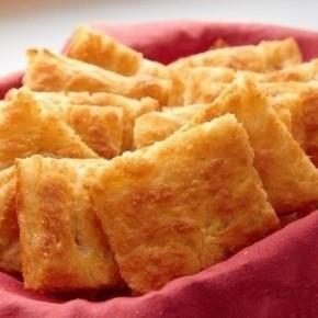 Фокачча из картофеля