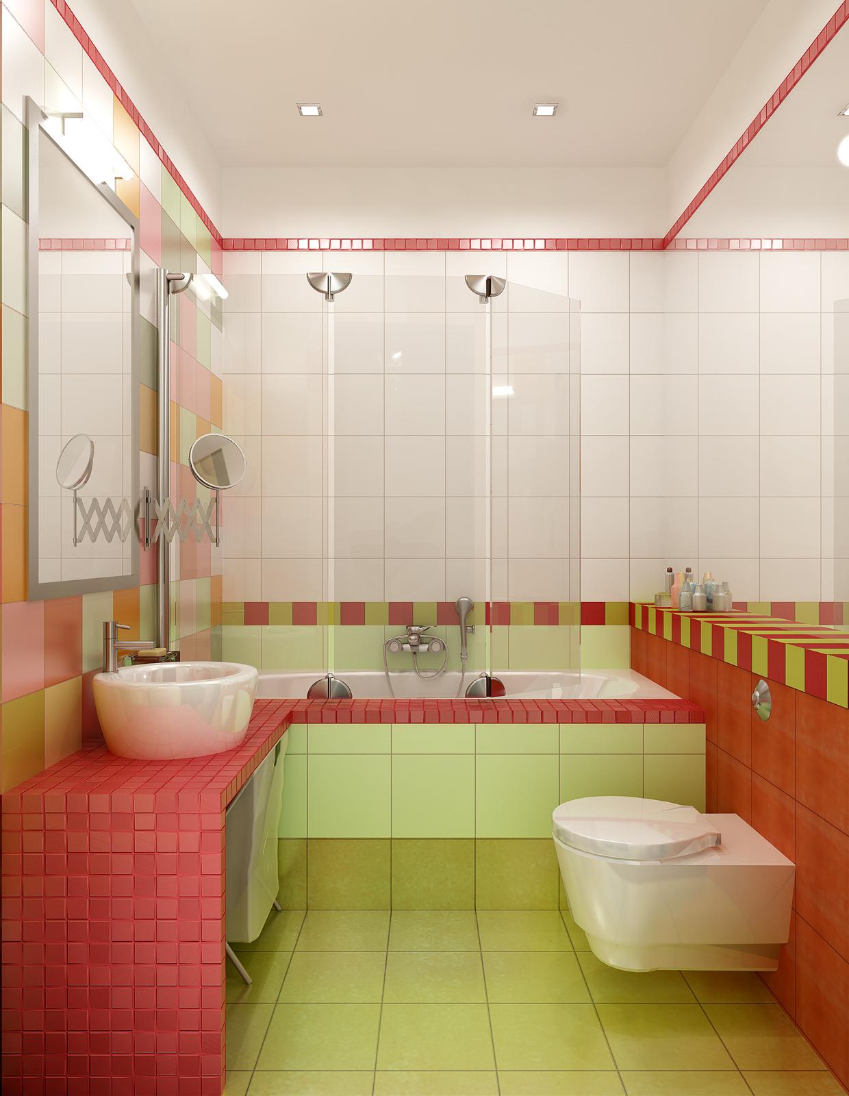 Маленькая ванная комната дизайн фото с ванной и стиральной машиной