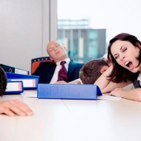 Как побороть сонливость на работе?