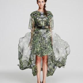 Дизайнер Кира Пластинина представила дебютную пре-коллекцию