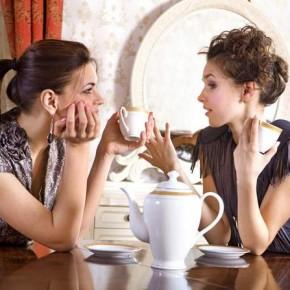 Пьём чай правильно