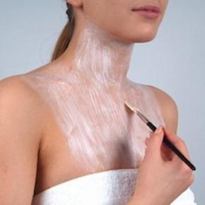 Маски для упругости и увеличения груди