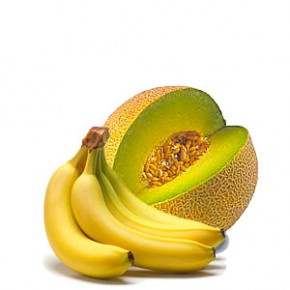 Польза банановой кожуры и кожуры дыни