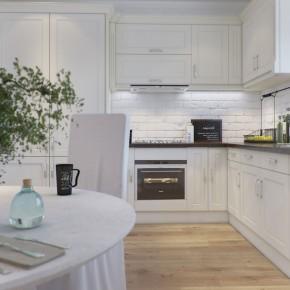 Кухня в стиле прованс: 6 особенностей