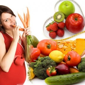 Значение диеты при беременности для малыша