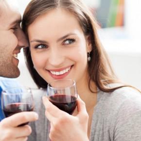 Умеренное потребление алкоголя увеличивает привлекательность