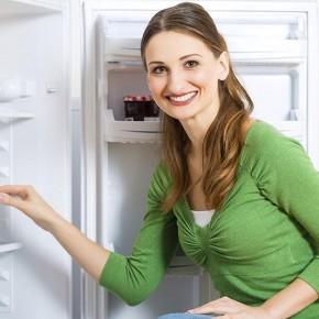 Как правильно мыть холодильник