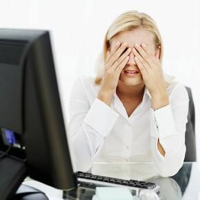Какие недуги подстерегают пользователя компьютера