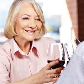 Красное вино против возрастного ухудшения памяти