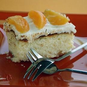 Творожный торт без муки