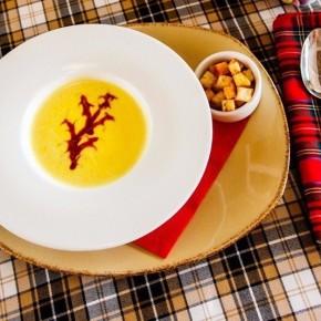 Вкусный суп-крем из кукурузы