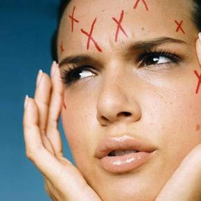 Восемь кожных проблем, которые лечатся в голове